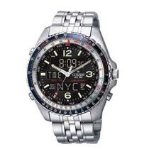 Relógio Citizen Jq8001-57e Promaster Wingman Em 12x S/juros