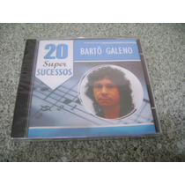 Cd - Barto Galeno 20 Super Sucessos