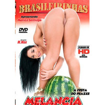 Dvd Brasileirinhas Melancia A Fruta Do Prazer
