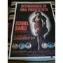 Isabel Sarli Afiche Intimidades De Una Prostituta