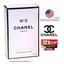 Perfume Feminino Chanel N5 Original Fragrância
