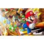Sublimação Painel Em Tecido Decoração Festa 1,5 X 2,5 Mario