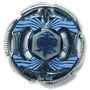 Beyblade Metal Fusion Bb-82 Grand Ketos Wd145rs Raro