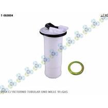 Bóia Tubular Combustivel Tempra 92/94 C/ Retorno - Tsa
