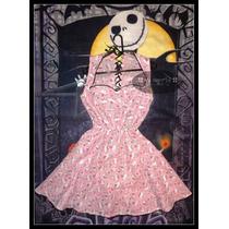 Vestido Acampanado Pin Up, Dark, Goth, Con Gatos
