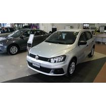 Volkswagen Vw. Gol Trend 3p. Trendline My17 - Okm. -
