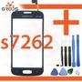 Tela Touch Samsung Star Pro Plus Duos S7262 Azul+ Ferramenta