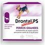 Oferta Antiparasitario Perro Drontal Saborizado Perros + 35k