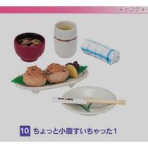 Miniatura Comida Japonesa *pra Boneca Barbie Blythe *re Ment