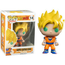 Dragon Ball Z Super Saiyan Goku Funko Pop 14