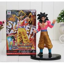 Dragon Ball Gt Heroes Goku Fase 4 Figura Coleccionable