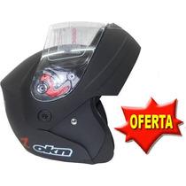 Casco Rebatible Okn1 - Cordoba Moto