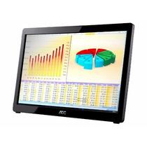 Monitor Portátil Aoc 15.6 Usb