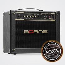 Amplificador Borne Vorax 1050 50w Para Guitarra