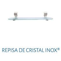 Repisa De Cristal Urrea 9916 Inox