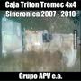 Caja Ford Triton Tremec 4x4 Sincronica 2007 2010 Sin Transfe