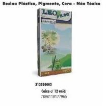 Oferta - Pct C/20 Caixas De Lapis De Cor 12 Cores Leofrog