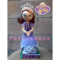 Princesita Sofia Fofuchas, Centros De Mesa, Fiestas, Cumples