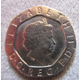 Moneda Inglaterra 20 Pence 2002