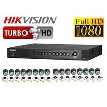 Dvr Turbo Hd 16 Canales 7216 Hqhi-sh Grabacion 1080p 30fps