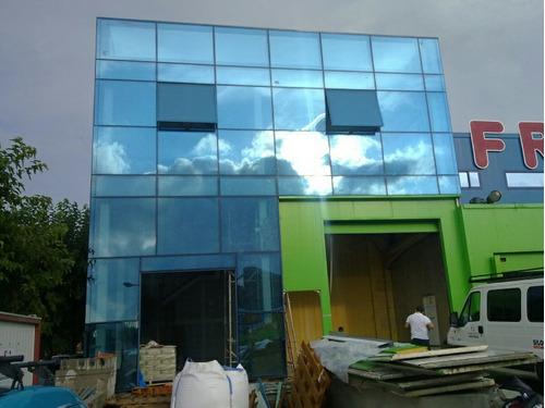 Muro Cortina De Vidrios Fachadas Integrales En Todo El Perú - S/. 50,00 en Mercado Libre
