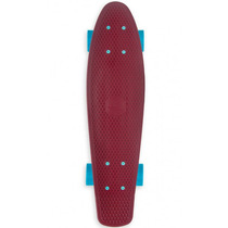 Mini Cruiser Oldiscool Winered Patineta Baby Miller Division