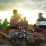 Inalámbrico Al Aire Libre Amplificado Bicicleta Bluetooth