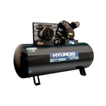 Compresor De Aire Hyundai 78hyac300 5.5hp 300lts 380v 115psi