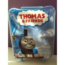 Maleta Con Rueditas Thomas & Friends The Dog Transformers