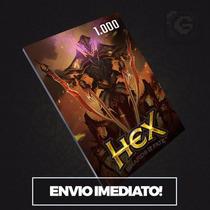 Hex - 1.000 Ncoins Aion