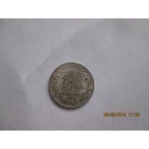 Moneda 20 Centavos Plata 0.720 1942