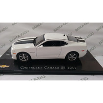 Coleção Chevrolet 11 Camaro Ss 2011