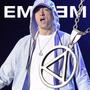 Colar Corrente Cordão Hip Hop Eminem Rap - Aço