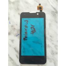 Cristal Tactil Touch Polaroid 401
