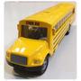 Bus Colectivo Micro Escolar Metal 1864 Escala 1:87 Siku