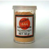 Oxido De Cerio Para Pulir Parabrisas Y Cristales - 50 Gramos