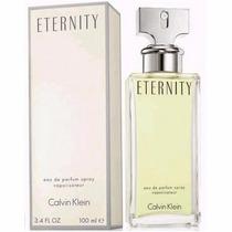 Perfume Eternity Calvin Klein 100ml Eau De Parfum - Feminino