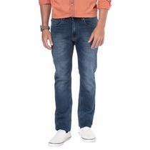 Lee Calça Jeans Azul Tradicional Original Promoção