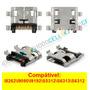 Conector Carga Samsung S6313 G110 I8262 S5310 I9192 I9190