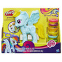 Masa Play Doh My Little Pony Peinados De Colores Orig Hasbro