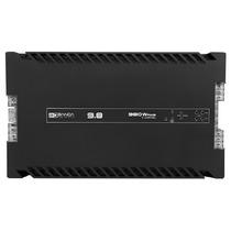 Amplificador Banda Voxer 9.8 980w Rms 4 Canais 2 Ohm Modulo