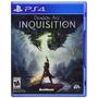 Dragon Age Inquisition Ps4 Fisico Sellado