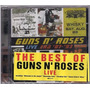 Guns N&#39; Roses Live Era 87-93 The Best Novo Lacrado Cd Duplo<br><strong class='ch-price reputation-tooltip-price'>R$ 55<sup>00</sup></strong>
