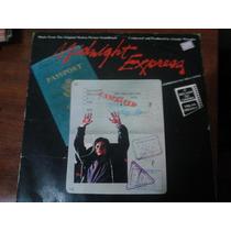 Vinil Do Filme Midnight Express 1978