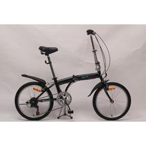 Bicicletas Plegables Nuevas 6 Velocidades Shimano