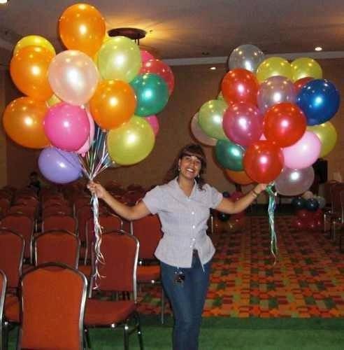 Globos con helio y personalizados decoraciones en general - Llenar globos con helio ...
