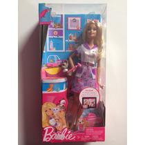 Barbie Veterinária - Seminova