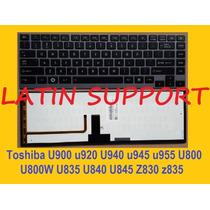 Teclad Toshiba U900 U920 U940 U945 U955 U800 U835 U840 U845