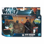 Star Wars: Sith Speeder Con Darth Maul - Hasbro -