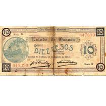 10 Pesos De Oaxaca Envio Gratis Dhl